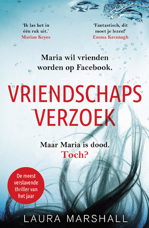 Vriendschapsverzoek - Laura Marshall