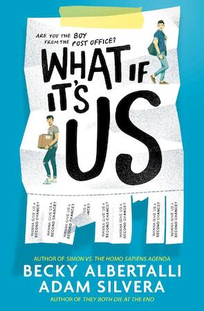 What If It's Us - Adam & Albertalli, Becky Silvera