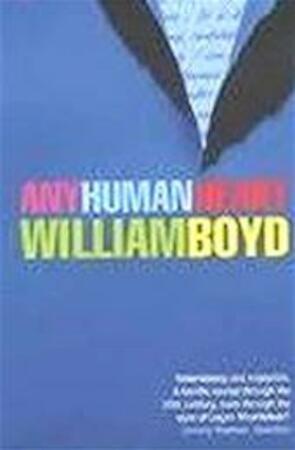 Any human heart - William Boyd