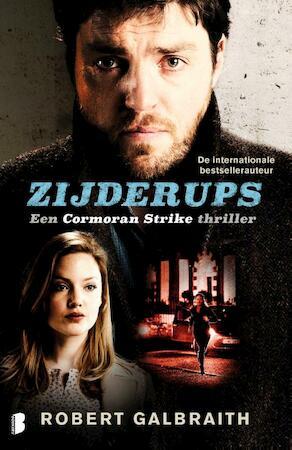 Zijderups - Robert Galbraith