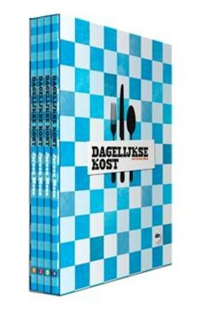 Box met 4 Meusjeskookboekjes - Jeroen Meus