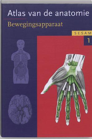 Sesam Atlas van de anatomie - Werner Platzer