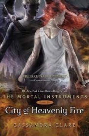 Mortal Instruments 06. City of Heavenly Fire - Cassandra Clare