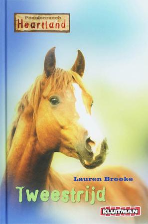 Paardenranch Heartland / Tweestrijd - L. Brooke