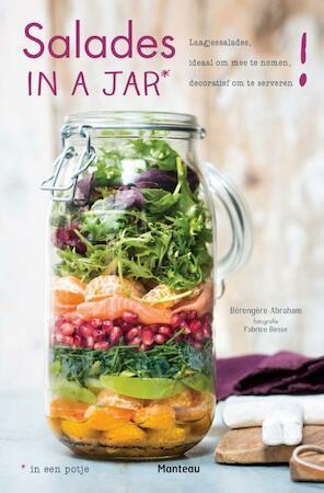 Salades in a jar - Bérengére Abraham
