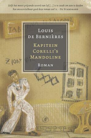 Kapitein Corelli's mandoline - Louis de Bernieres