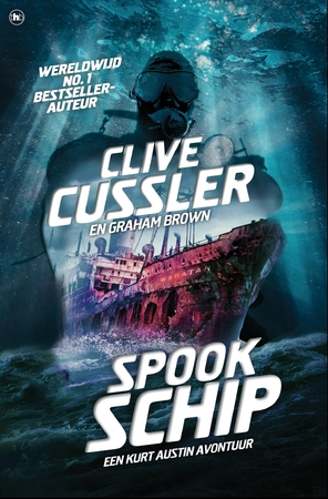 Spookschip - Clive Cussler