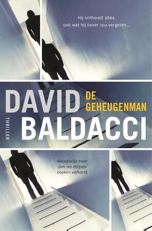 De geheugenman - David Baldacci