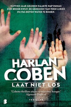 Laat niet los - Harlan Coben