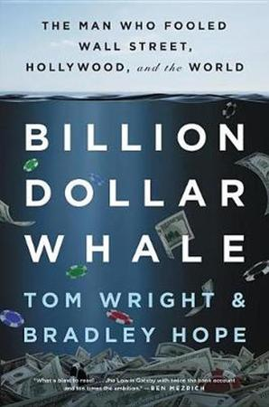 Billion Dollar Whale (Audiobook) - Bradley Hope