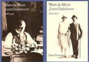 J. van Oudshoorn 1876 - 1933 / 1933 - 1951. - W. de Moor