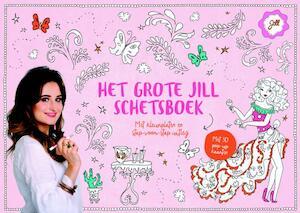 Het grote Jill schetsboek - Jill Schirnhofer