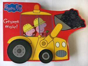 Peppa Pig - Graven maar! -
