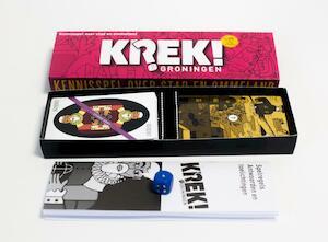 Krek! - Kees Frenay