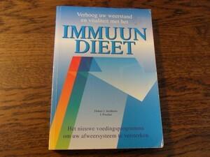 Immuun dieet - J. Juchheim
