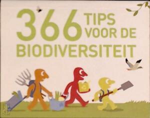 366 tips voor de biodiversiteit - Unknown