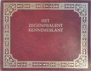 Het zegenpralent Kennemerlant - Matthaeus Brouërius van Niedek, Hendrik de Leth