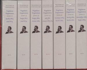 Nagelaten fragmenten - Set van 7 delen - Friedrich Nietzsche