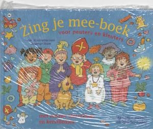 Zing je mee-boek voor peuters en kleuters - Marianne Busser, Ron Schröder