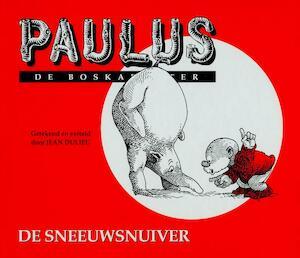 De sneeuwsnuiver - Jean Dulieu