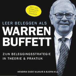 Leer beleggen als Warren Buffett - Hendrik Oude Nijhuis, Björn Kijl