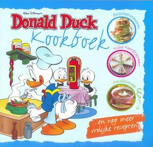 Donald Duck kookboek -