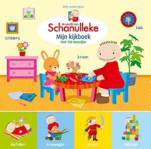 Kijkboek met 150 woordjes - Willy Vandersteen