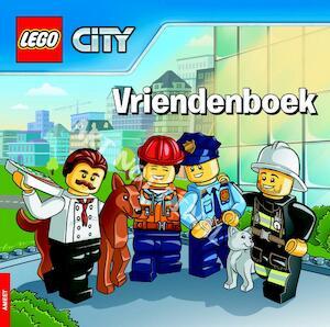 LEGO City: Vriendenboek -