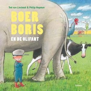 Boer Boris en de olifant - Ted van Lieshout