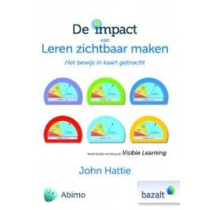 De impact van leren zichtbaar maken - John Hattie
