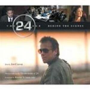 24 - Jon Cassar, Kiefer Sutherland