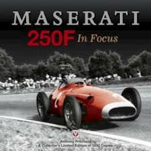 Maserati 250f in Focus - Anthony Pritchard