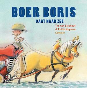 Boer Boris gaat naar zee - Ted van Lieshout