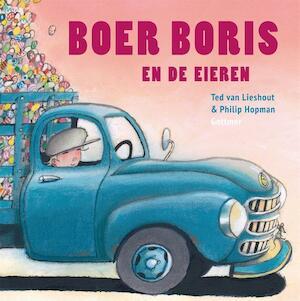 Boer Boris en de eieren - Ted van Lieshout