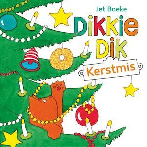Dikkie Dik Kerst - Jet Boeke