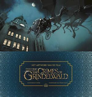 Het artwork van de film Fantastic Beasts: The Crimes of Grindelwald - Dermot Power