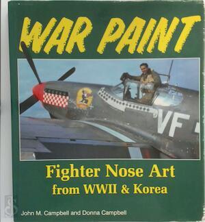 War Paint - John M. Campbell