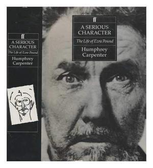 A Serious Character - Humphrey Carpenter