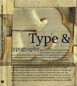 Type & typography - Phil Baines, Andrew Haslam