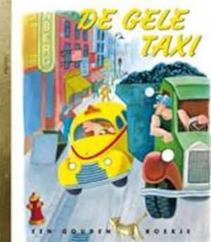 De gele taxi - Lucy Sprague Mitchell, Irma Simonton Black, J. Stanton