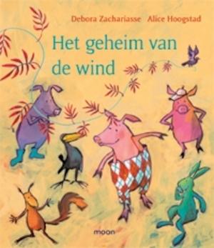 Het geheim van de wind - Debora Zachariasse