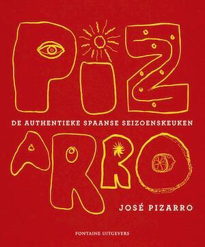 Pizarro - José Pizarro, Vicky Bennison