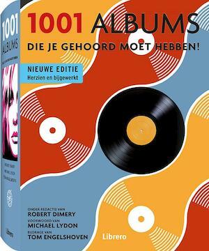 1001 albums Die je gehoord moet hebben - Robert Dimery