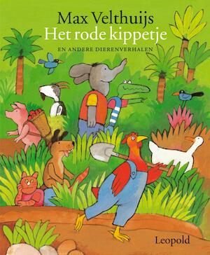 Het rode kippetje - M. Velthuijs