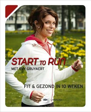 Start to run - Evy Gruyaert, Sarah Doumen, Hilde Smeesters