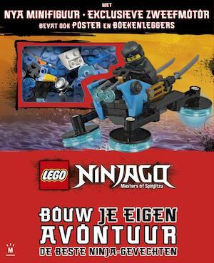LEGO NINJAGO Bouw je eigen avontuur -