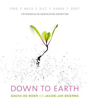 Down to earth - Sacha de Boer, Jacob-Jan Boerma