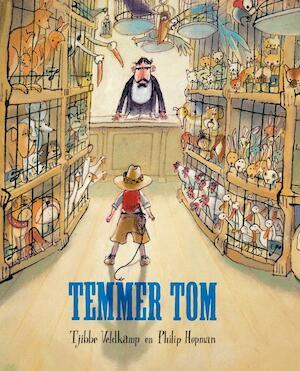 Temmer Tom - Tjibbe Veldkamp