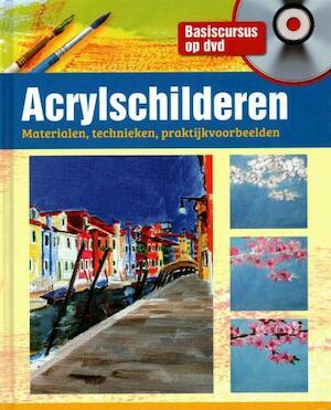 Acrylschilderen + DVD -