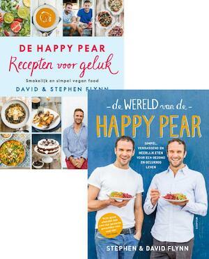 Combipakket De Wereld van de Happy Pear & De Happy Pear Recepten voor geluk - David Flynn, Stephen Flynn